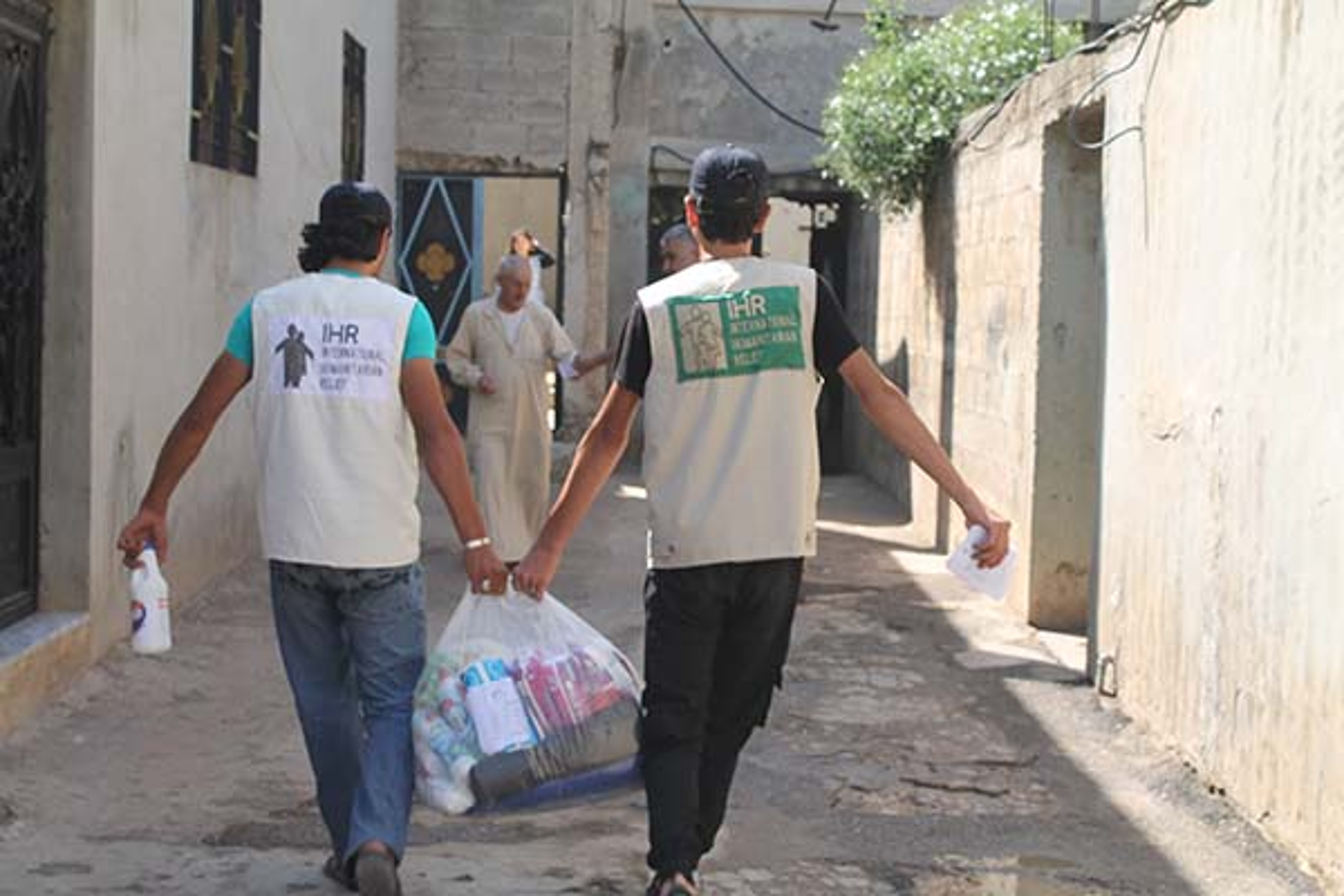مشروع سلل صحية -ريف حمص الشماليHome