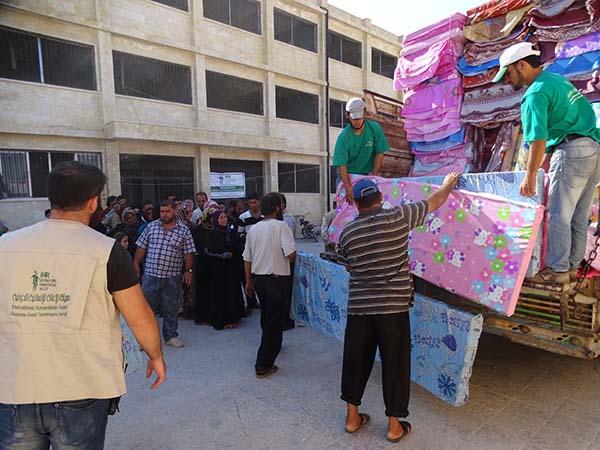 مشروع سلل غير غذائية (ريف ادلب جنوبي)1Home