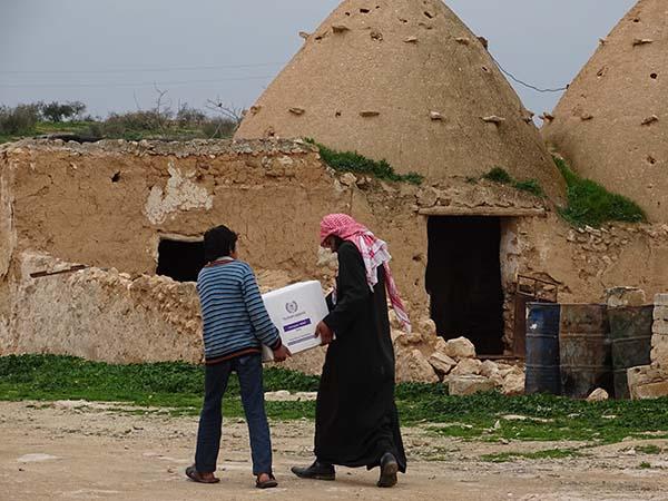 مشروع سلل غذائية (قصرابن وردان)Home