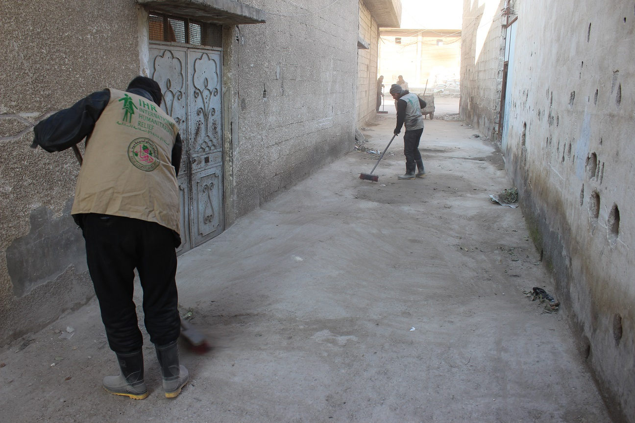 Waste Removal-February -3-Douma
