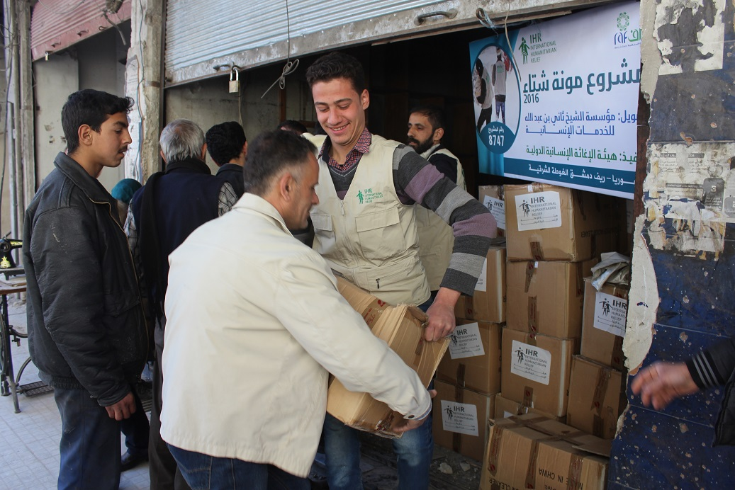 Winter provisions Syria-1