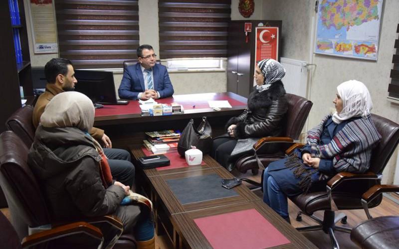 """لقاء مركز بلدية """"غازي عنتاب"""""""